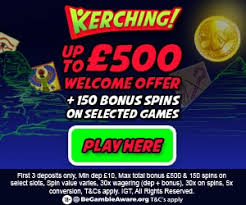 Get Great Bonuses at Kerching