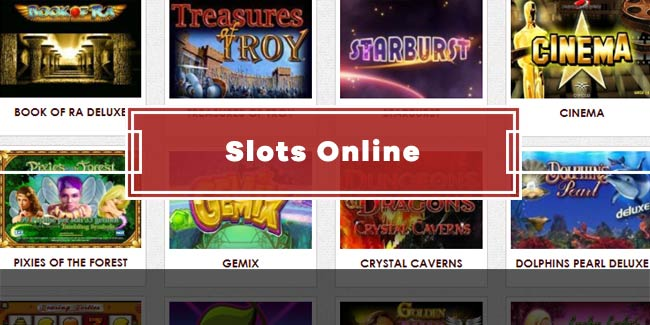 See All Of The Latest Slots Online Here